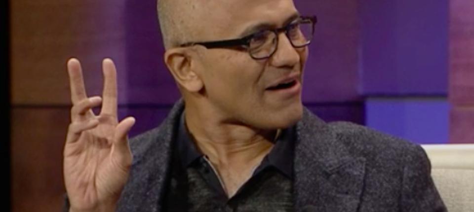 Microsoft´s Satya Nadella ha fusionado LinkedIn con Dynamics 365
