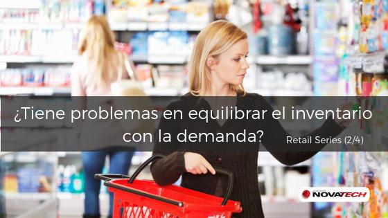 Estrategia Gestión de Inventario en Retail
