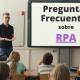 RPA Preguntas Frecuentes